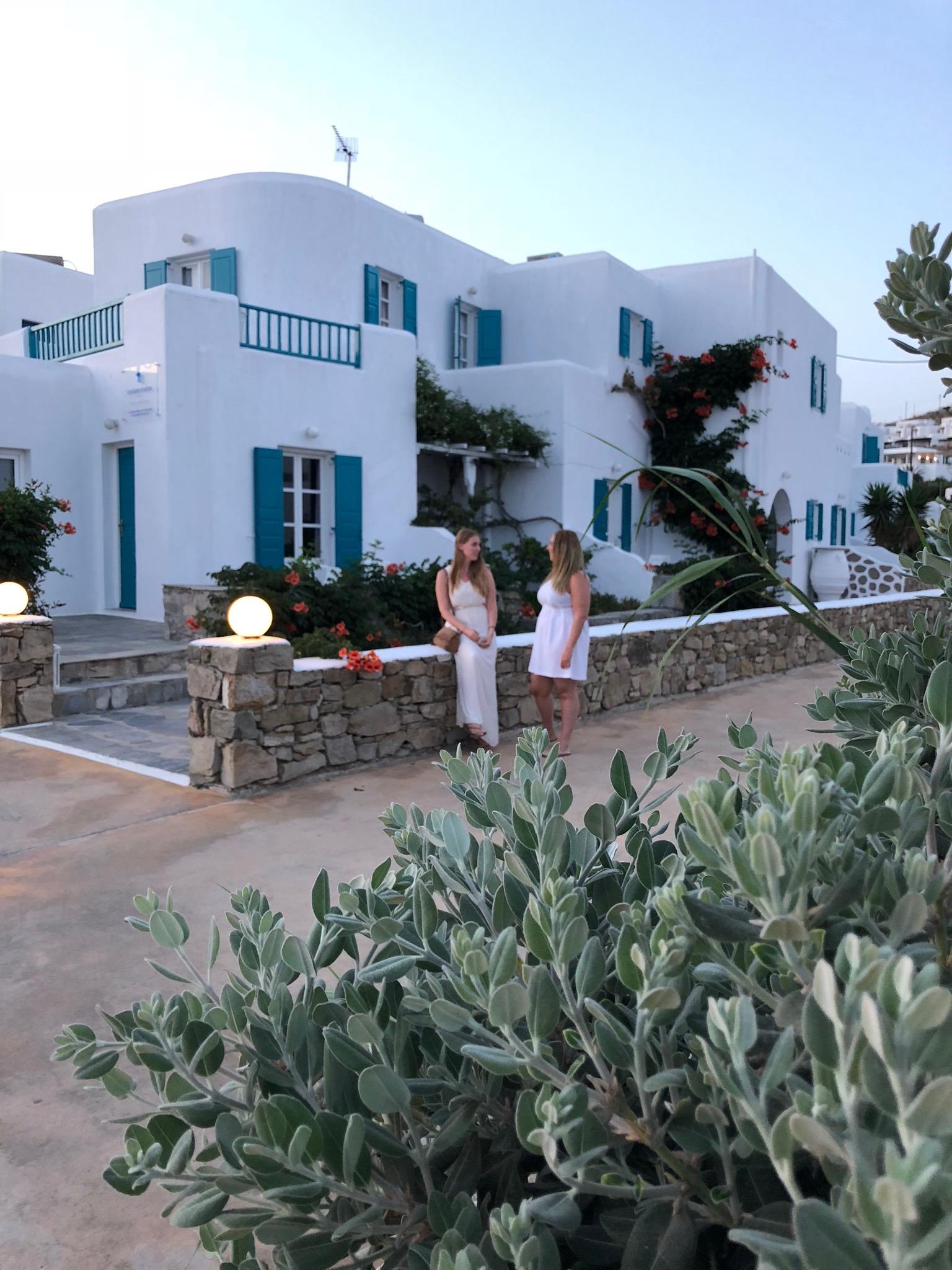 Inselhopping Anemos Apartments