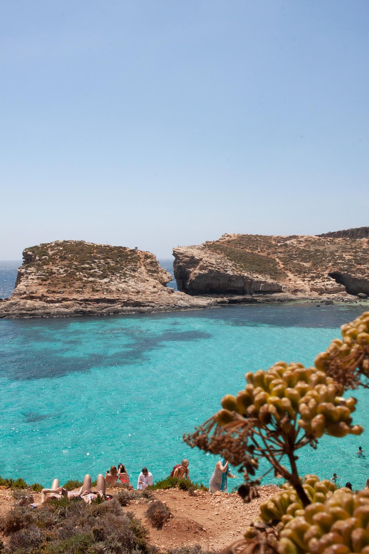 Malta Guide Blue Lagoon Comino