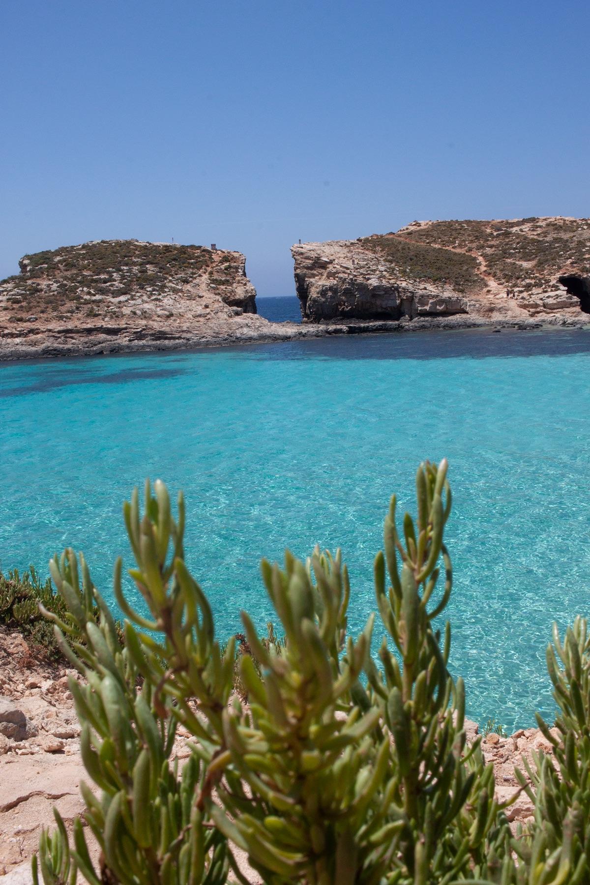 Malta Guide Blue Lagoon