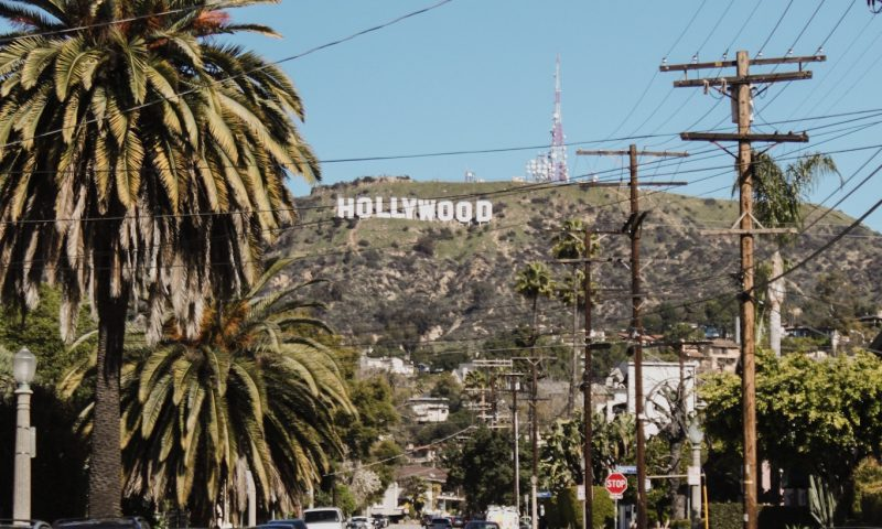 Los Angeles Hollywood_Beachwood_Drive