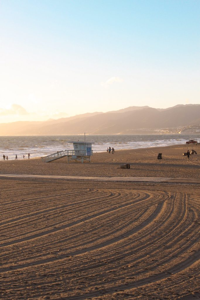 Los Angeles Santa Monica Beach