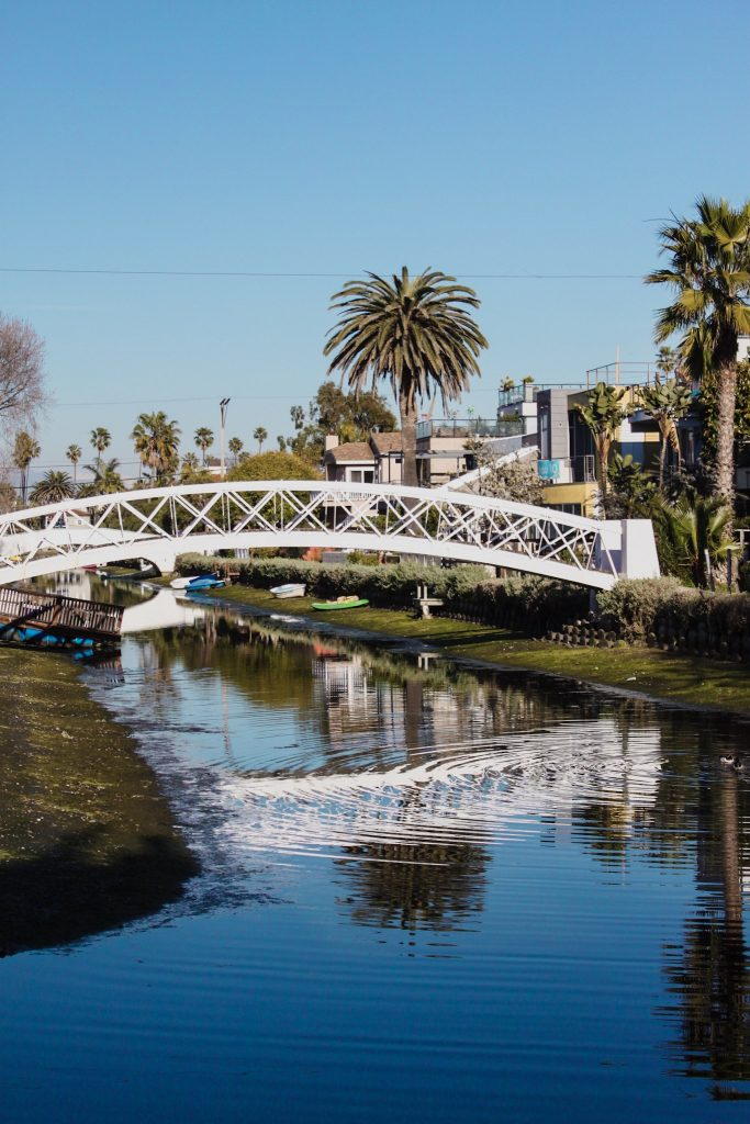Los Angeles Venice Canals