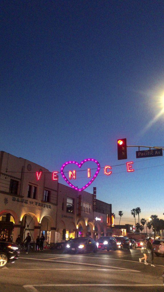 Venice Sign Los Angeles