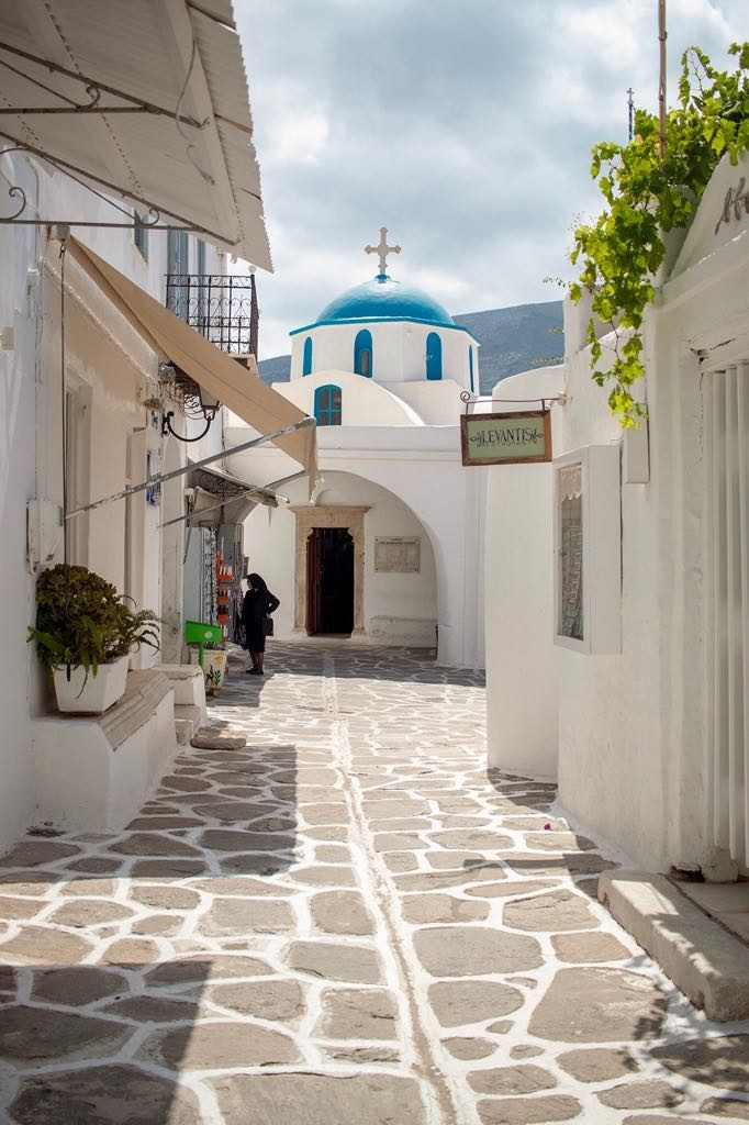 Parikia Inselhopping Paros