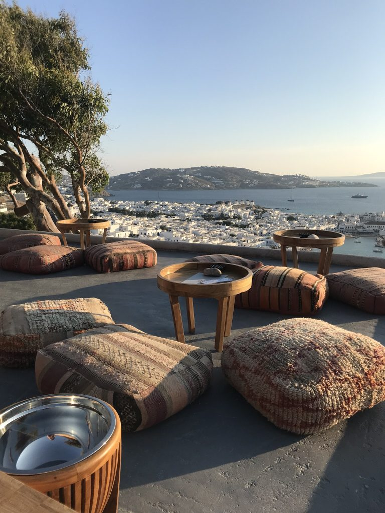 180° Sunset Bar Mykonos