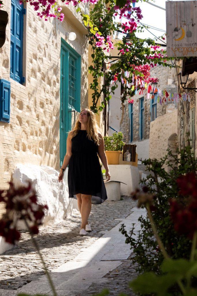 Syros Urlaub - Ano Syros Bianca
