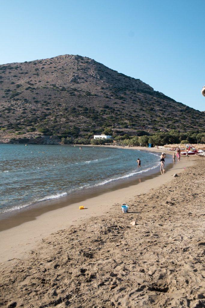 Syros Urlaub -  Galissas Beach