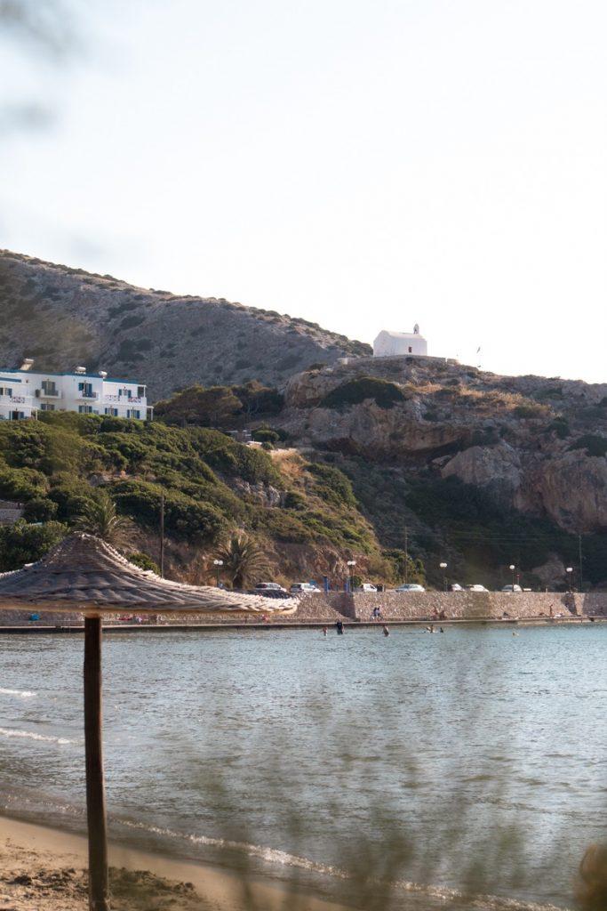Syros Urlaub -  Galissas Strand