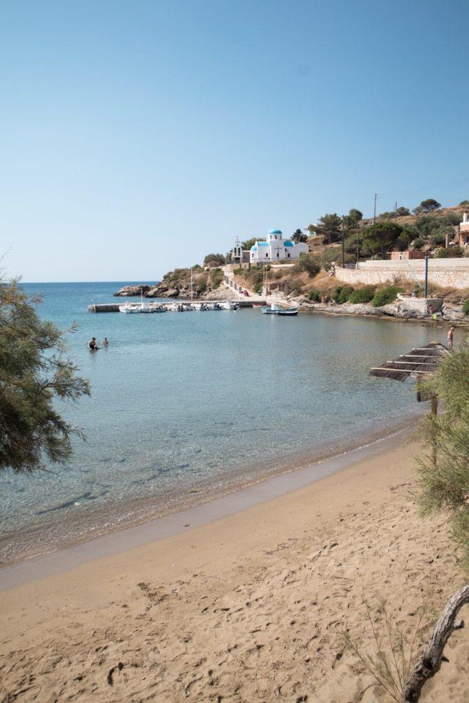 Syros Urlaub -  Megas Gialos