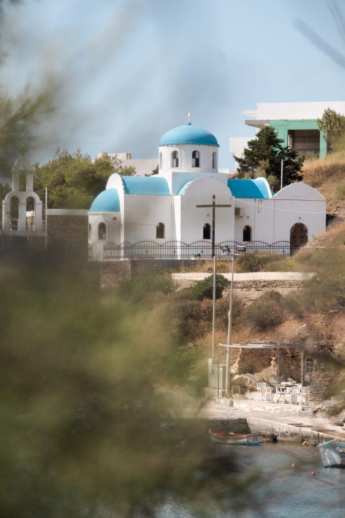 Syros Urlaub -  Megas Gialos Beach