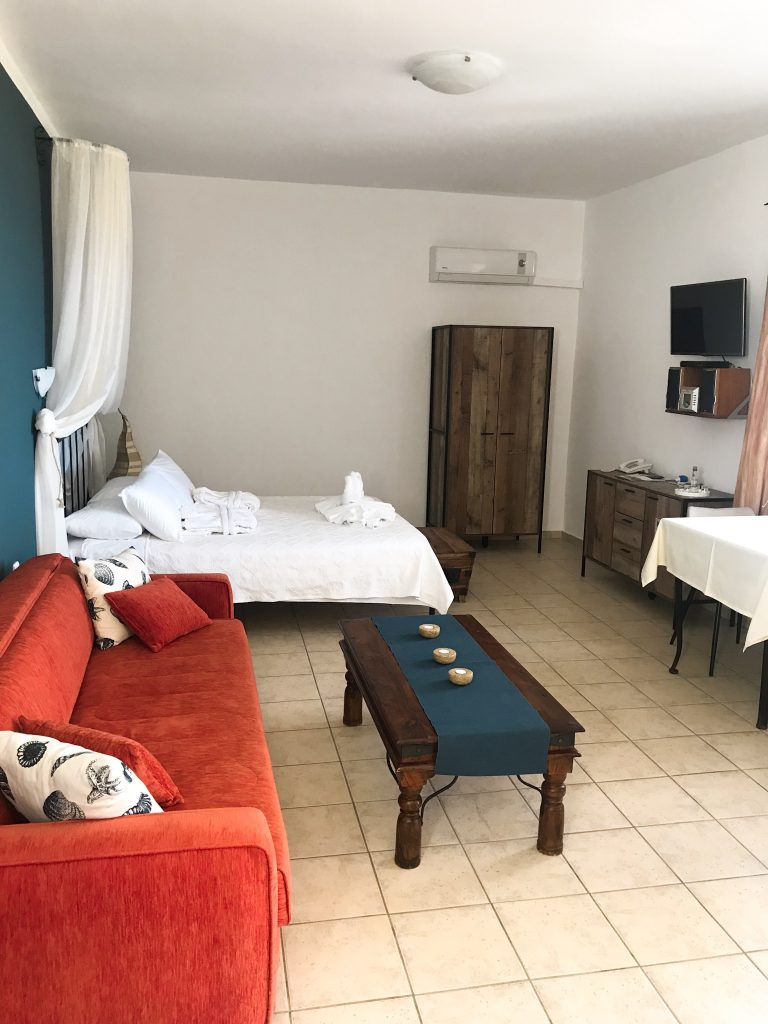 Syros Urlaub -  Sunrise Beach Room