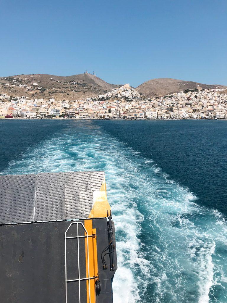 Syros Urlaub